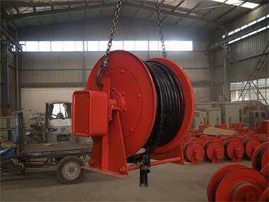 Spring Driven Cable Reel
