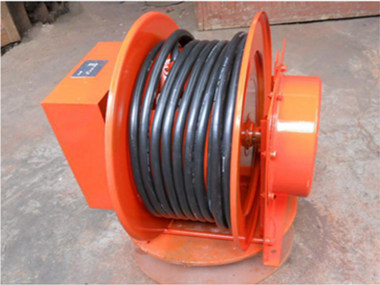 spring loaded cable reel, jt series cable reel, electric cable reel
