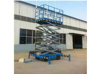 Mobile Hydraulic Scissor Lifter